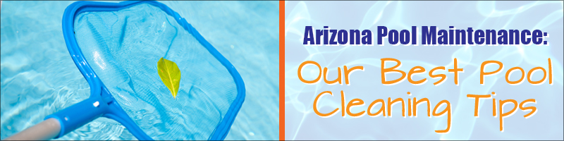Pool Cleaning Tips Banner